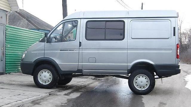 Купить ГАЗ 2752 Соболь в Москве с пробегом (бу) и