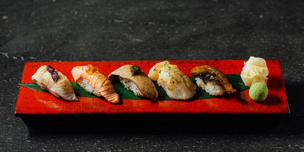 Как сделать суши роллы в домашних условиях фото 118