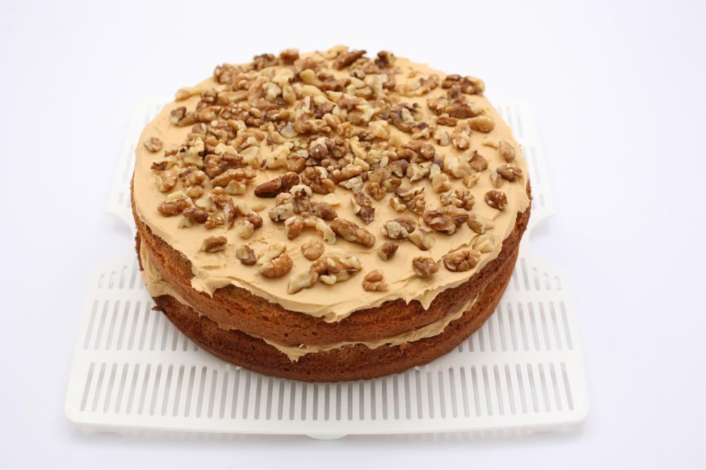 Американский кофейный торт.