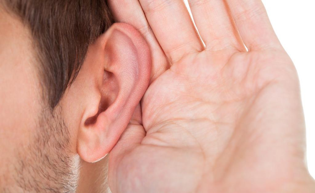 Neuralgia of the large ear nerve