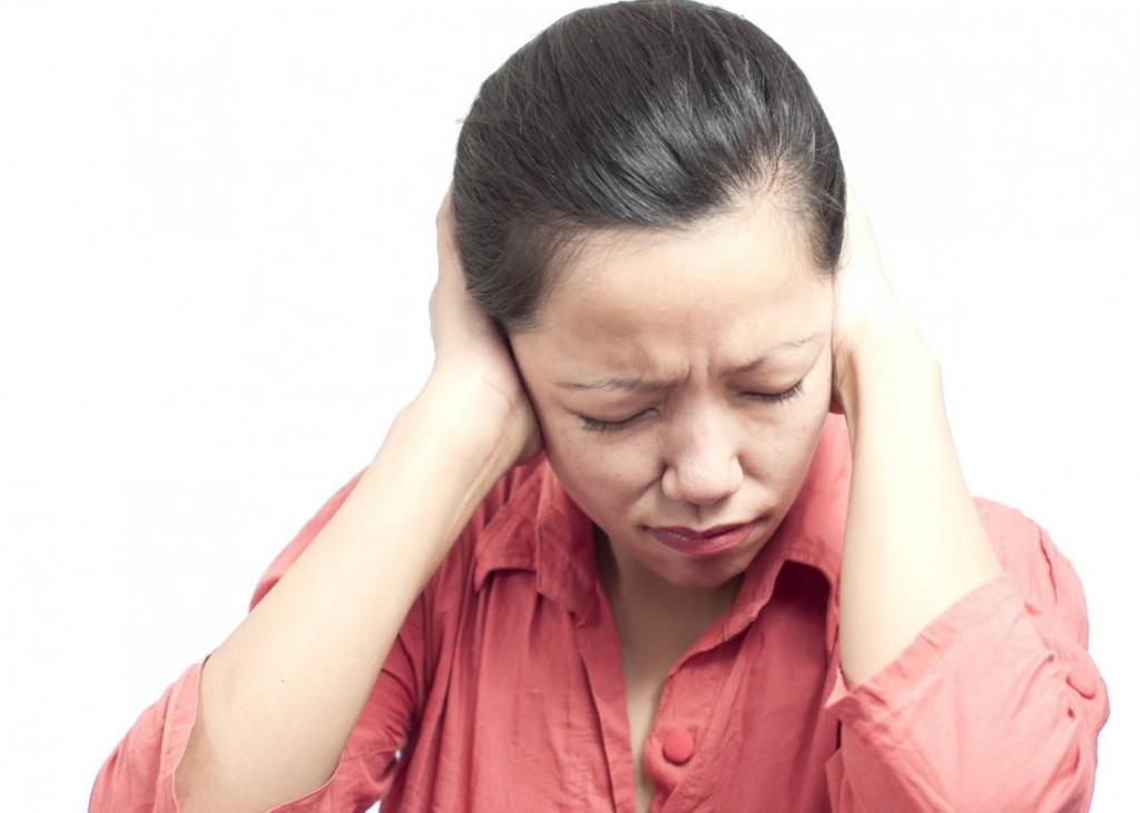 Pain in the occipital neuralgia