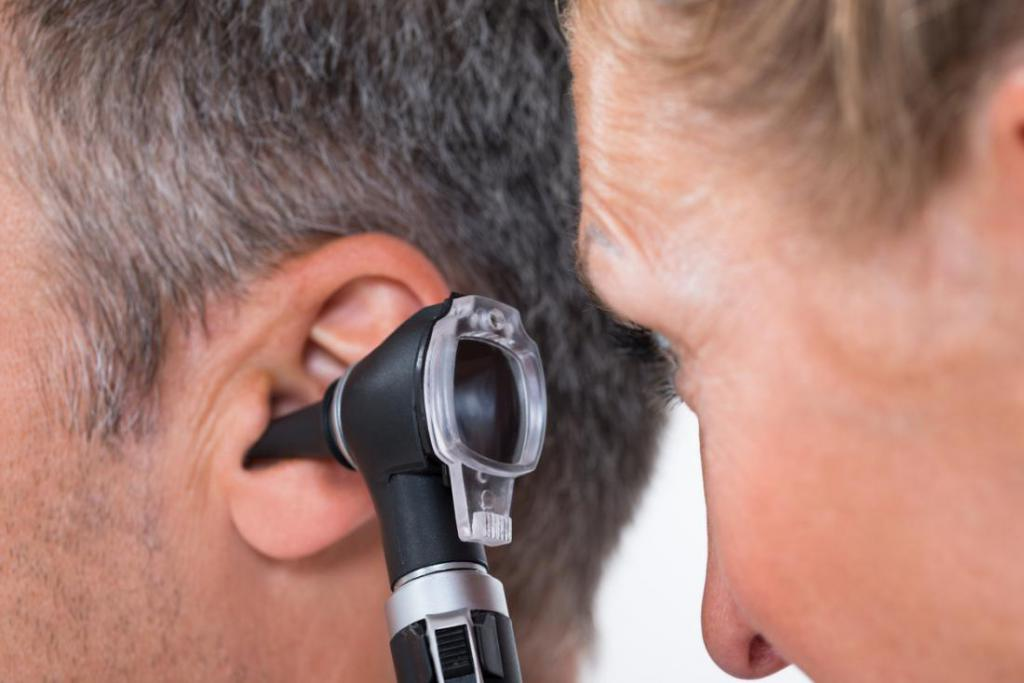 Diagnosis of neuralgia of the large ear nerve