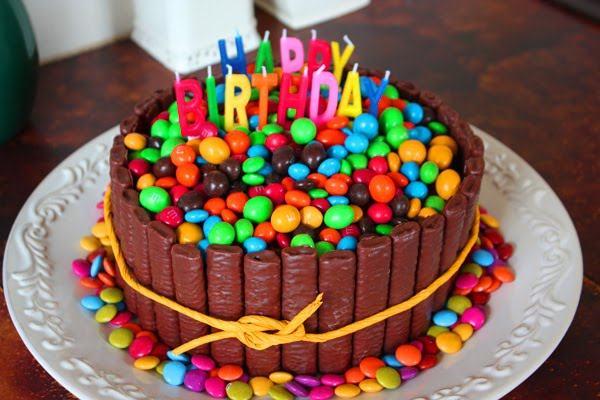 Торт для четырехлетней девочки