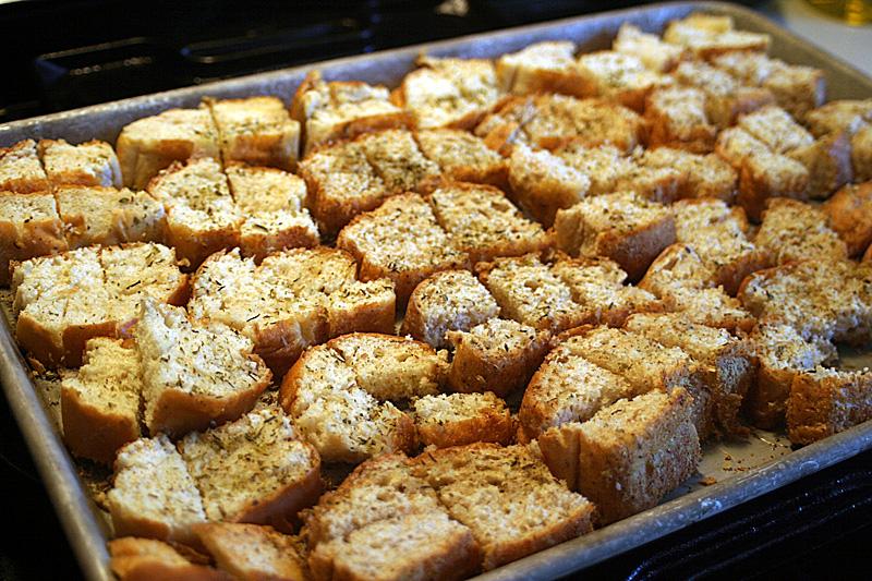 Блюда из черствого белого хлеба