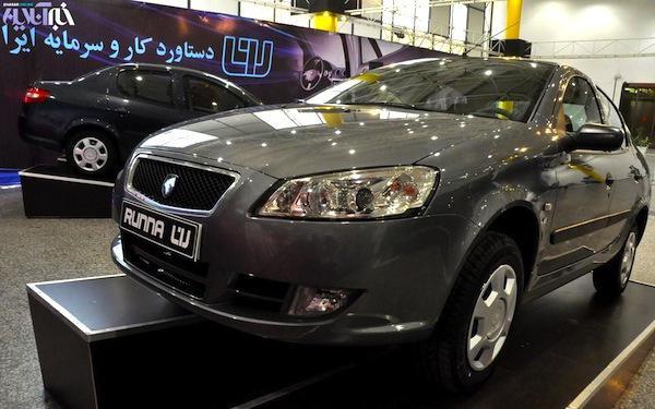 иранские машины саманд