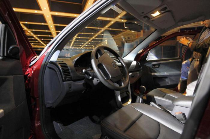 иранские автомобили