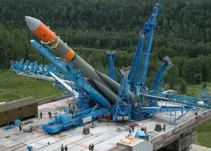 российские ракеты ярс