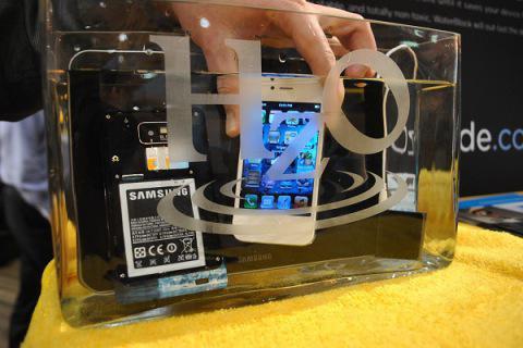 выбор влагозащищенного смартфона