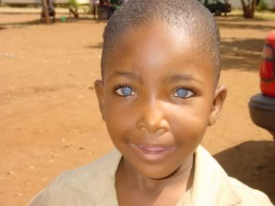 Какой цвет глаз будет у детей