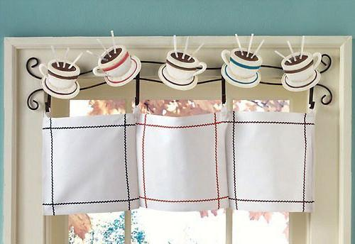 Как самой сшить простые шторы