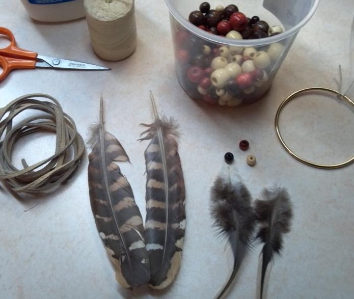Как сделать ловца снов своими руками: пошаговая рекомендация