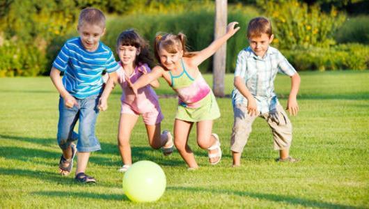 конкурсы для детей на улице