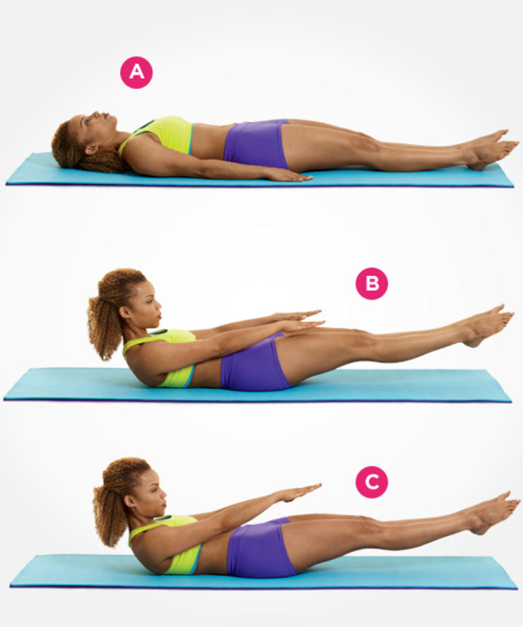 Упражнения Спина Чтоб Похудела. Как похудеть в спине с помощью упражнений и массажа