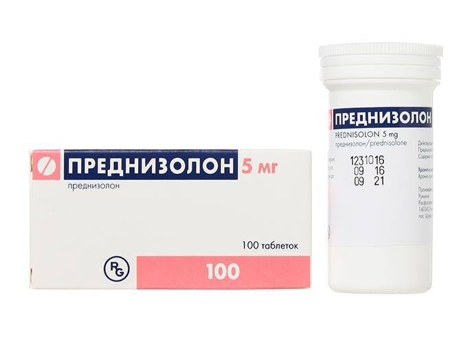 препарат преднизолон