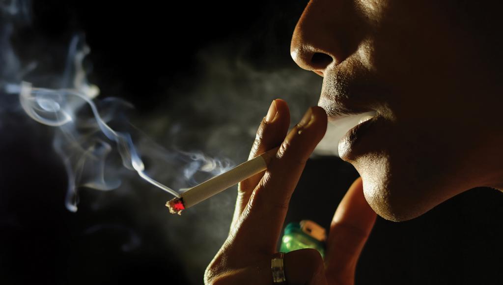 заметен фото сделать фото с дымом сигарет задние