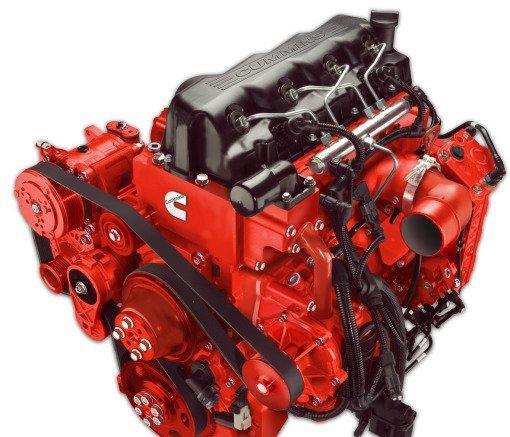 Двигатель на машине