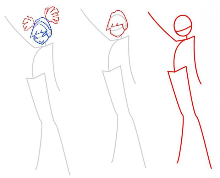 получения научиться рисовать картинки винкс вероятность, что придя