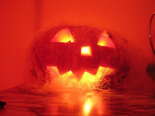 как провести хэллоуин в школе