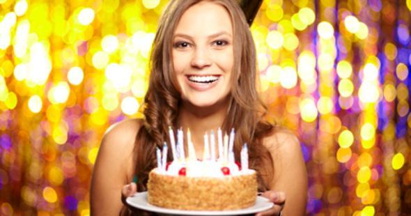 сценарии дня рождения для женщины
