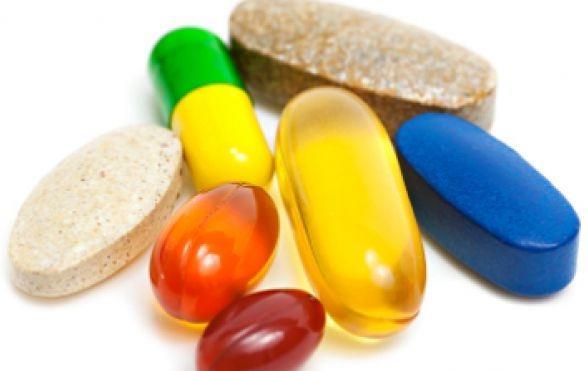 Витамины и бальзамы для волос