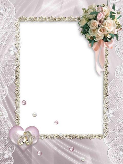 Свадебные рамки: продолжение праздника