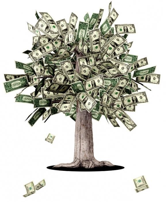 Идеи: оригинальный подарок на свадьбу из денег