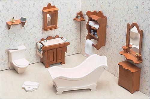 Как сделать для куклы мебель из коробки от спичек и из картона