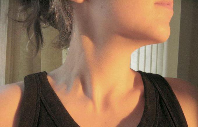 Щитовидка: признаки заболевания, симптомы нарушений