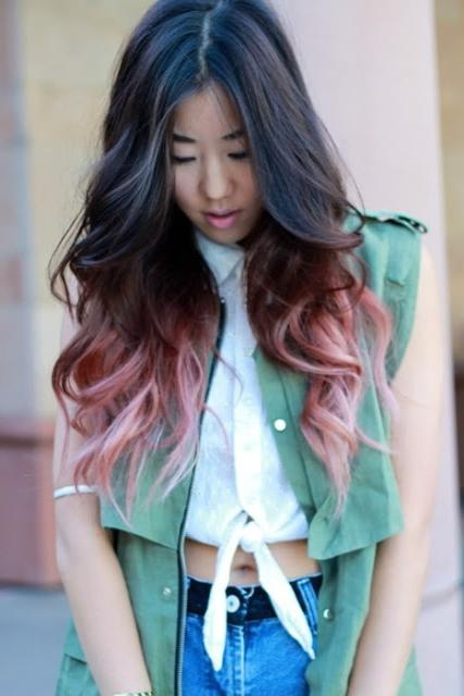 Coloring Tips And Tricks For Asian Hair Beauty Ramp Beauty