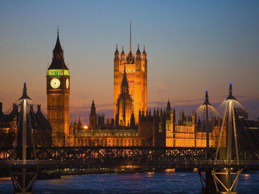"""Предпросмотр схемы вышивки  """"Лондон """"."""