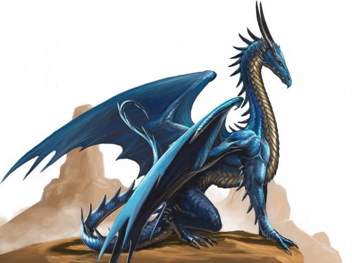 дракон ав: