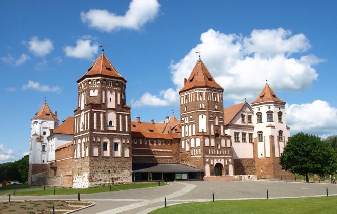 Главные достопримечательности Белоруссии