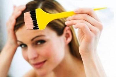 как вернуть свой натуральный цвет волос