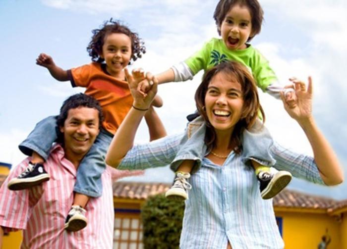 Воспитание ребенка в семье