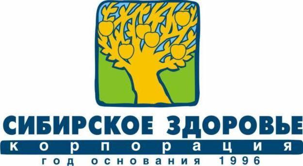Корпорация сибирское здоровье отзывы