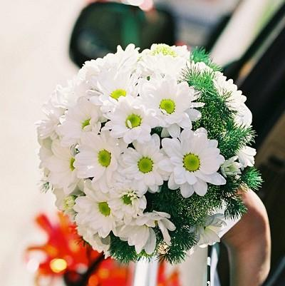 Ромашковая свадьба. Романтика и нежность в одном флаконе