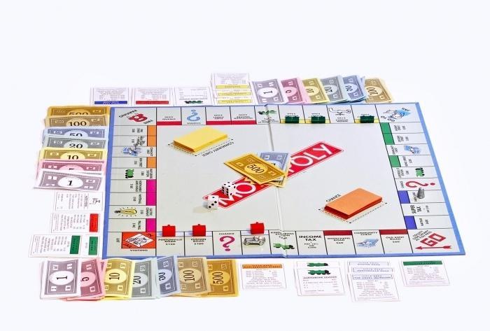игра монополия сделать своими руками