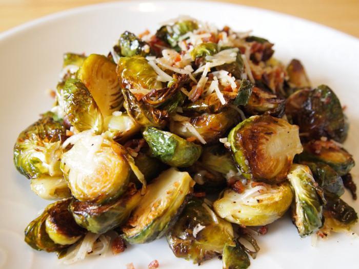 Как приготовить брюссельскую капусту рецепт