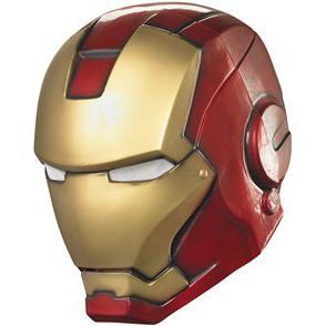 как сделать маску железного человека