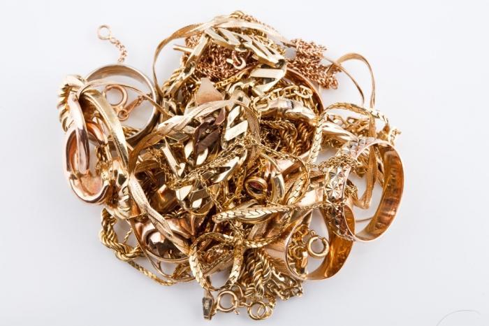 Как определить золото от не золото в