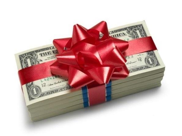 Подарки из денег на свадьбу своими руками: идеи