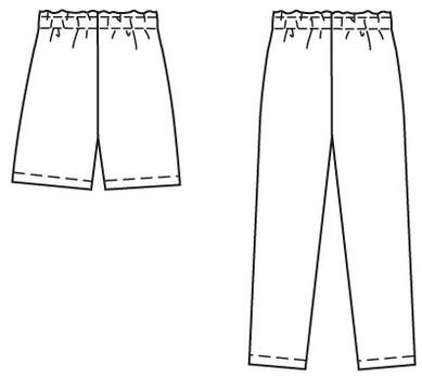 Выкройка мужских шортов своими руками. Лучшие картинки со всего интернета