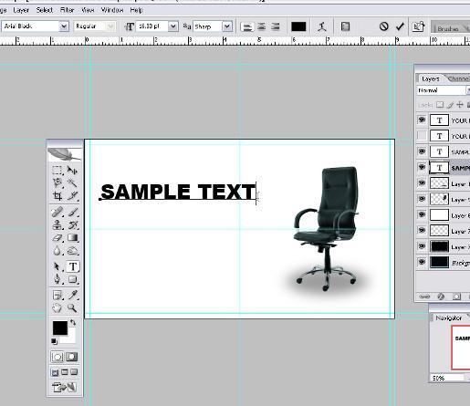 Как сделать четкую картинку с надписью, открытки
