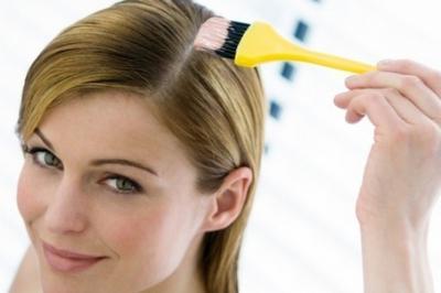 как быстро смыть с волос тоник