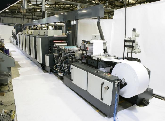 Офсетная печать — это универсальный метод печати полиграфической…