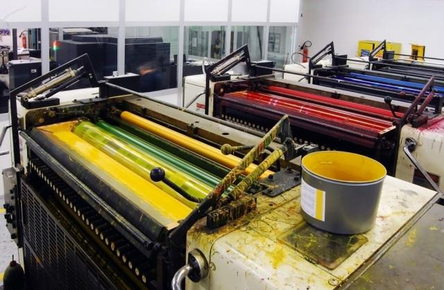 Офсетный способ печати
