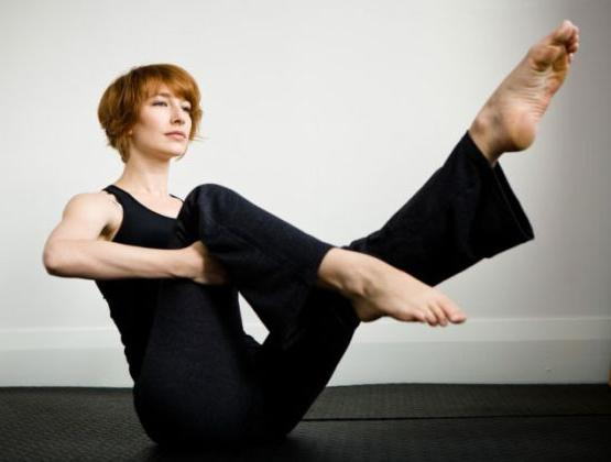 Уроки боди балет