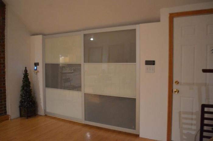 Дверцы для встроенных шкафов