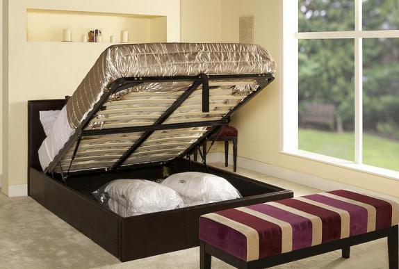 подъемный механизм для двуспальной кровати