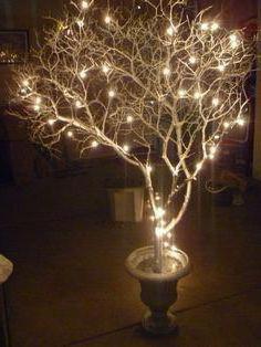 светящееся дерево своими руками